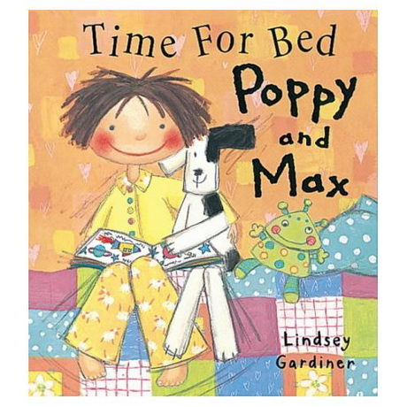 Time for bed Poppy and Max